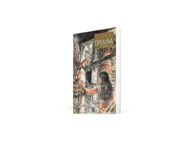 Drunna, Paolo Eleuteri Serpieri, Arte de Autor, 21€