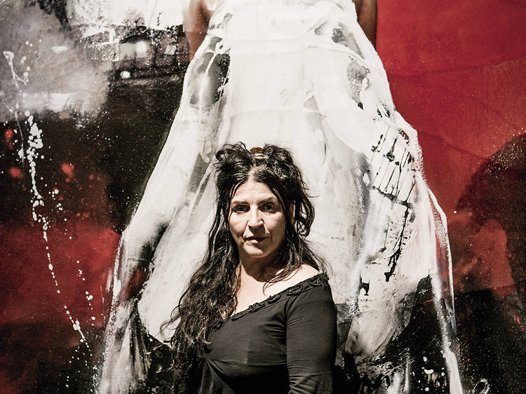 Premi Time Out 2017: Lita Cabellut