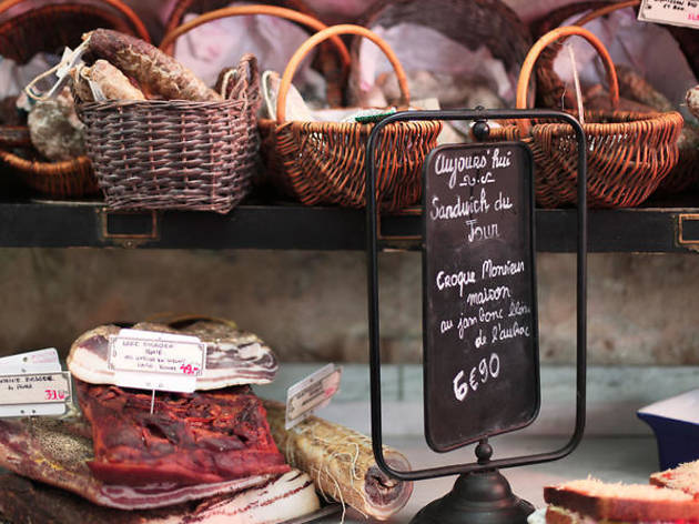 Paris food tours- Marais