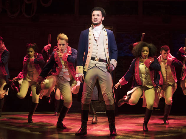 'Hamilton' has finally arrived in London – here's everything you need to know