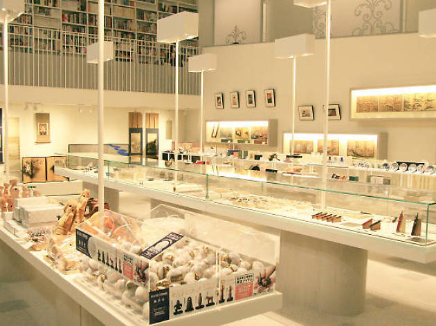東京のベストミュージアム・ギャラリーショップ