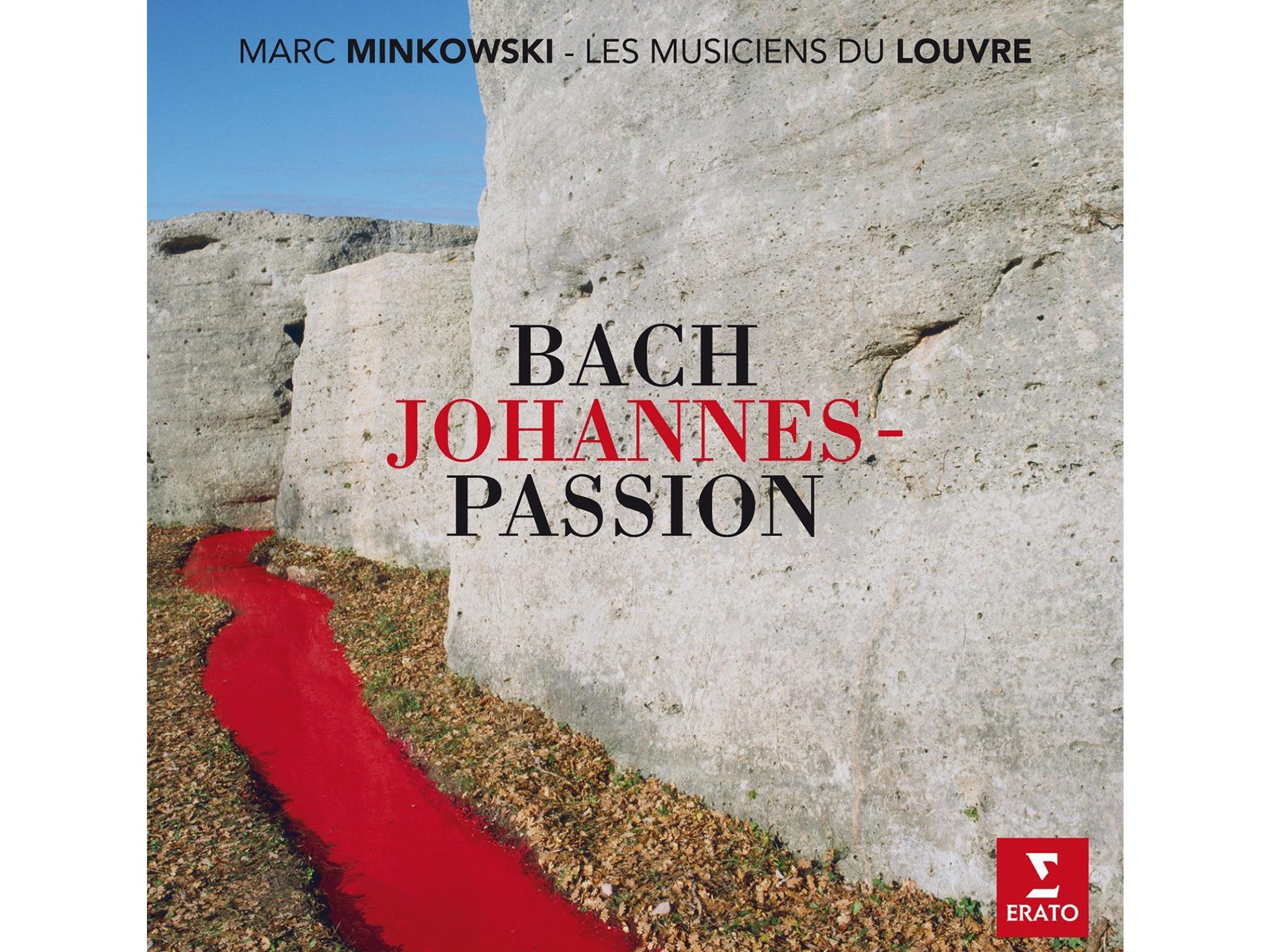 Bach: Paixão Segundo S. João: Odinius, Immler et al., Les Musiciens du Louvre, Minkowski