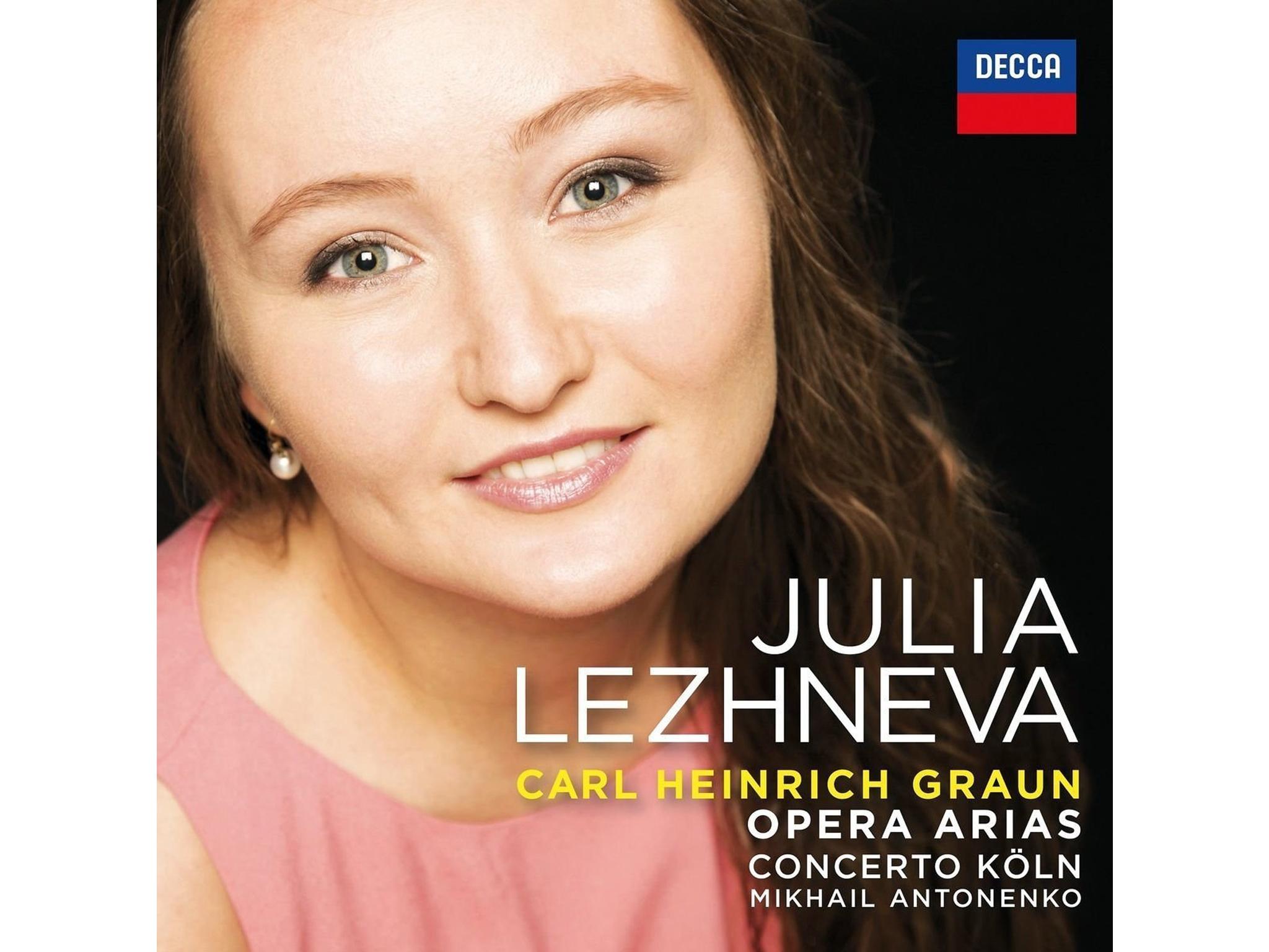 Julia Lezhneva - Carl Heinrich Graun