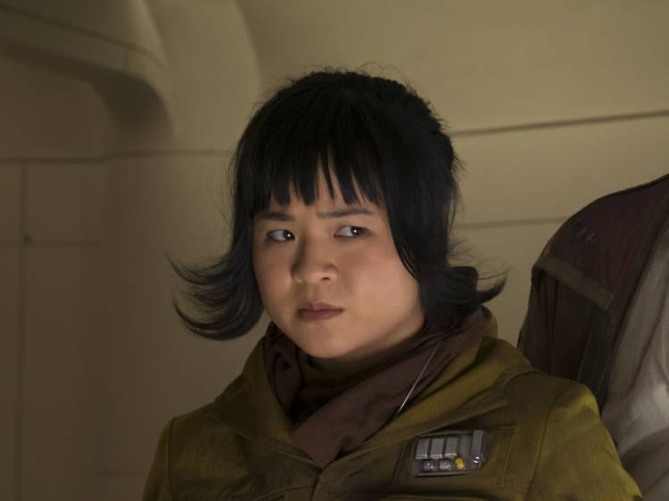 """Kelly Marie Tran: """"Star Wars é muito maior do que nós"""""""