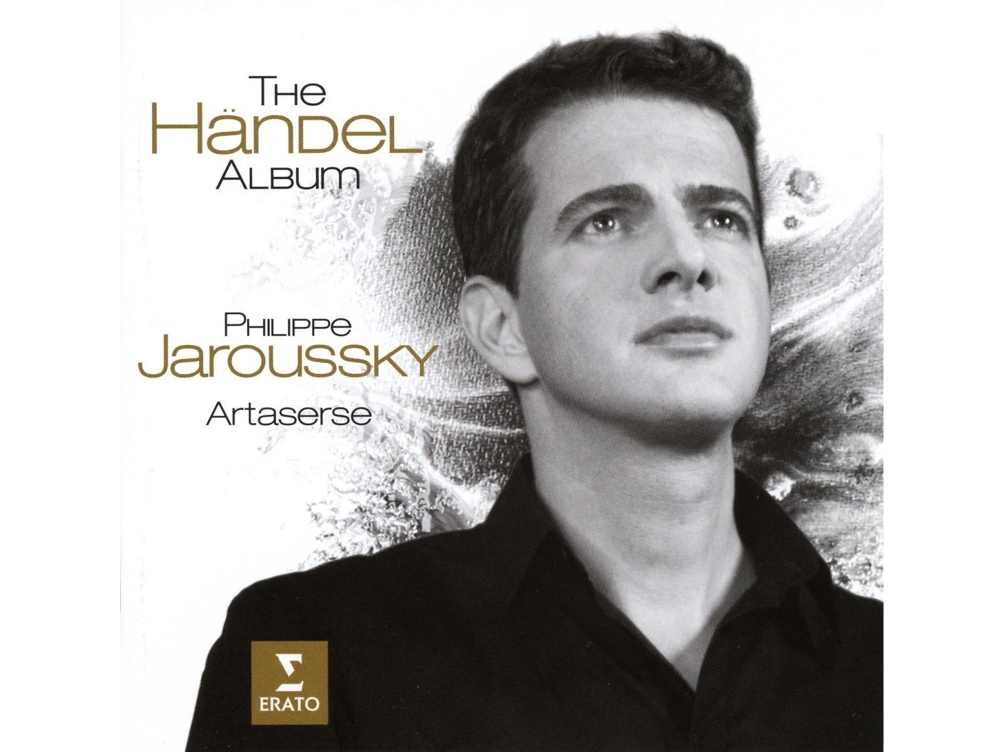 The Handel Album: Philippe Jaroussky