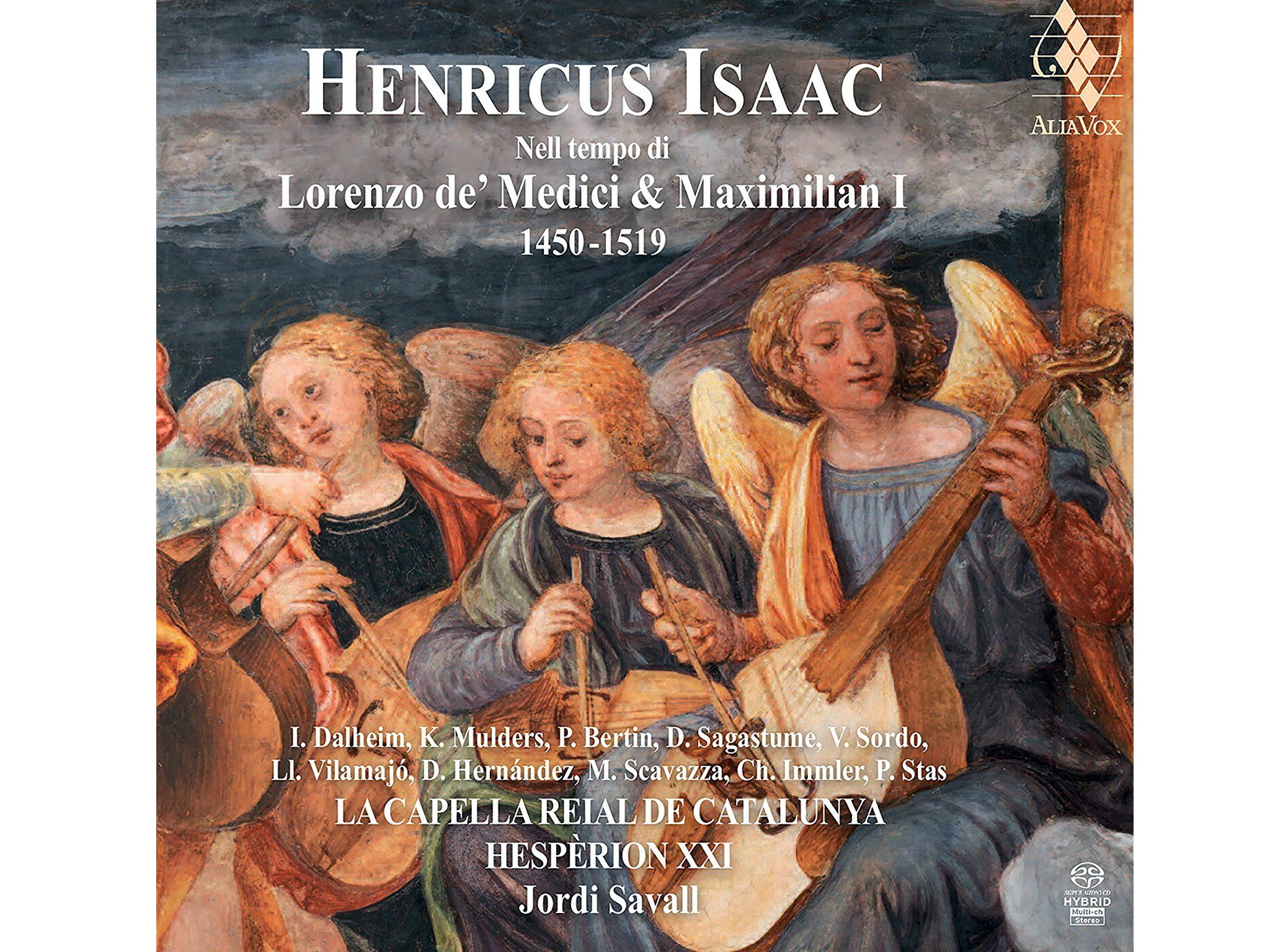 Henricus Isaac - Jordi Savall