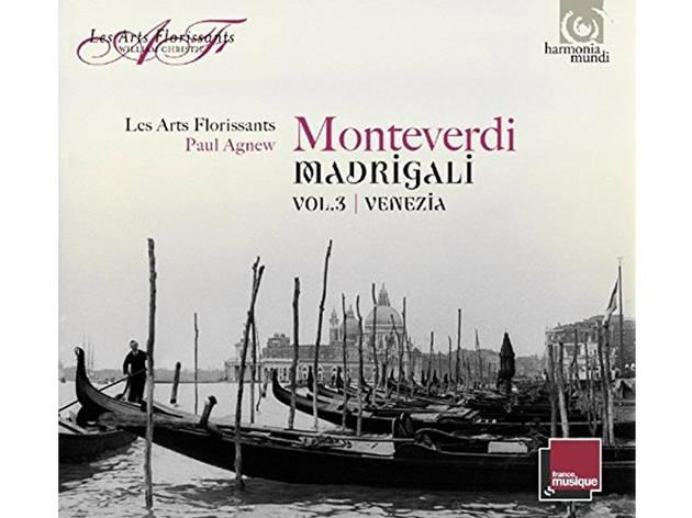 Monteverdi: Madrigal Vol.3 Venezia