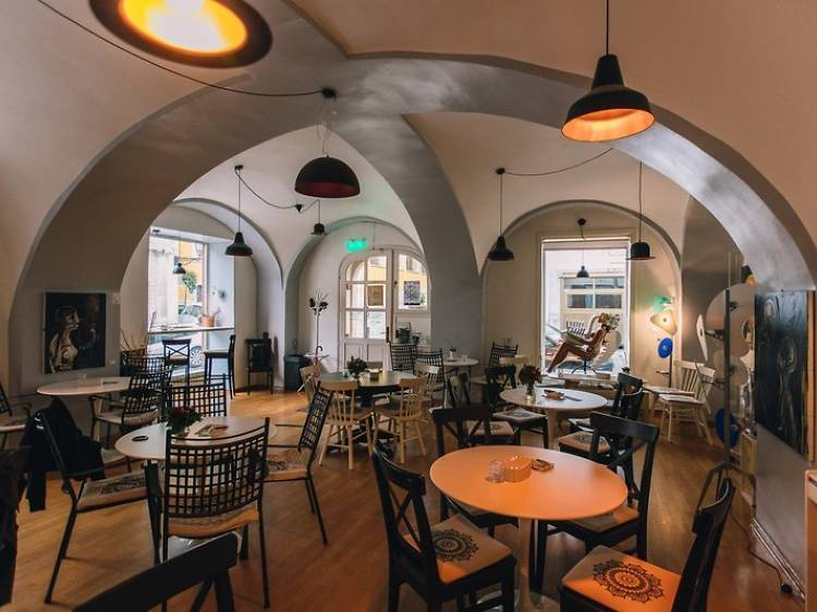 The best non-smoking cafés and bars in Zagreb