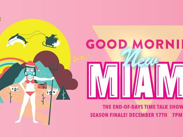 """Check out """"Good Morning, New Miami,"""" a sketch show at Philly's Good Good Comedy"""