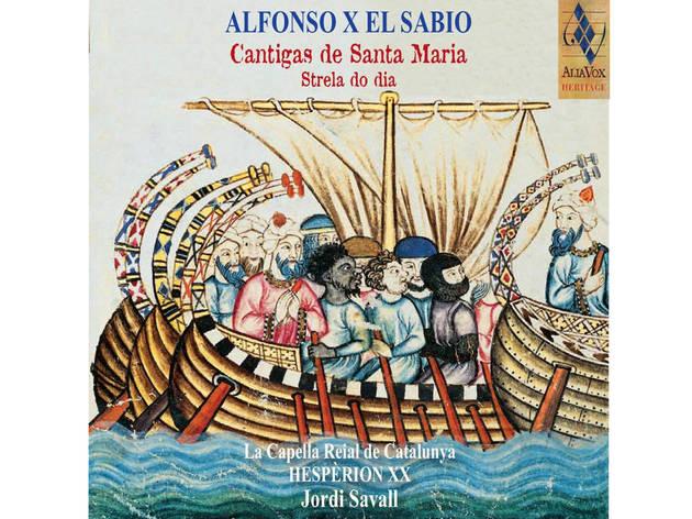 Alfonso X: Cantigas de Santa Maria