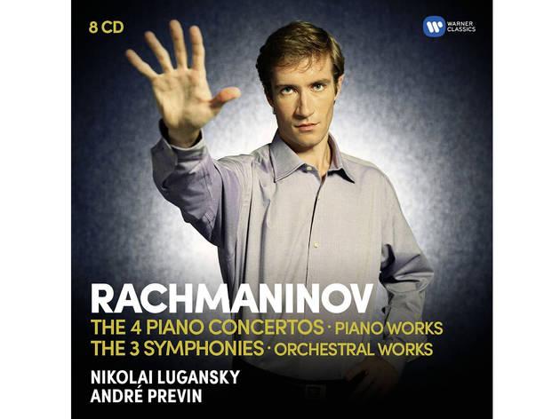 Rachmaninov: Nikolai Lugansky