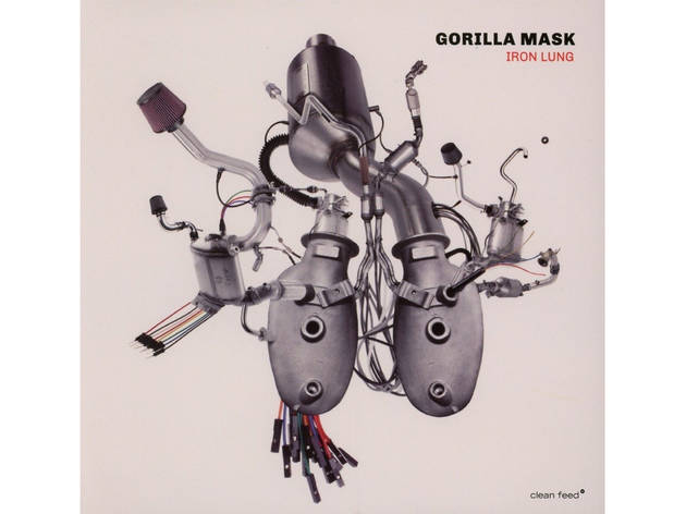 Gorilla Mask - Iron Lung