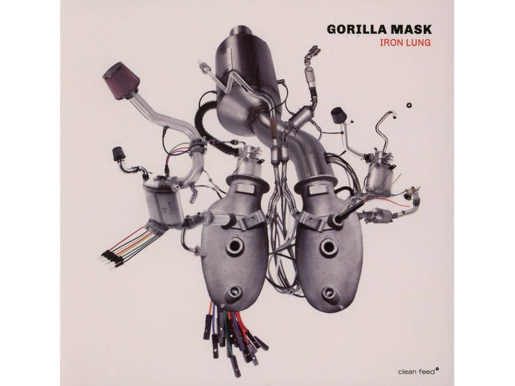 Gorilla Mask: Iron Lung (Clean Feed)