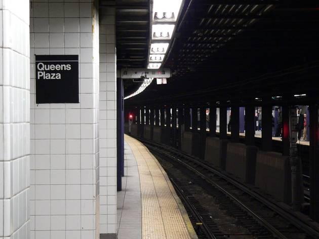 Queens Plaza Subway