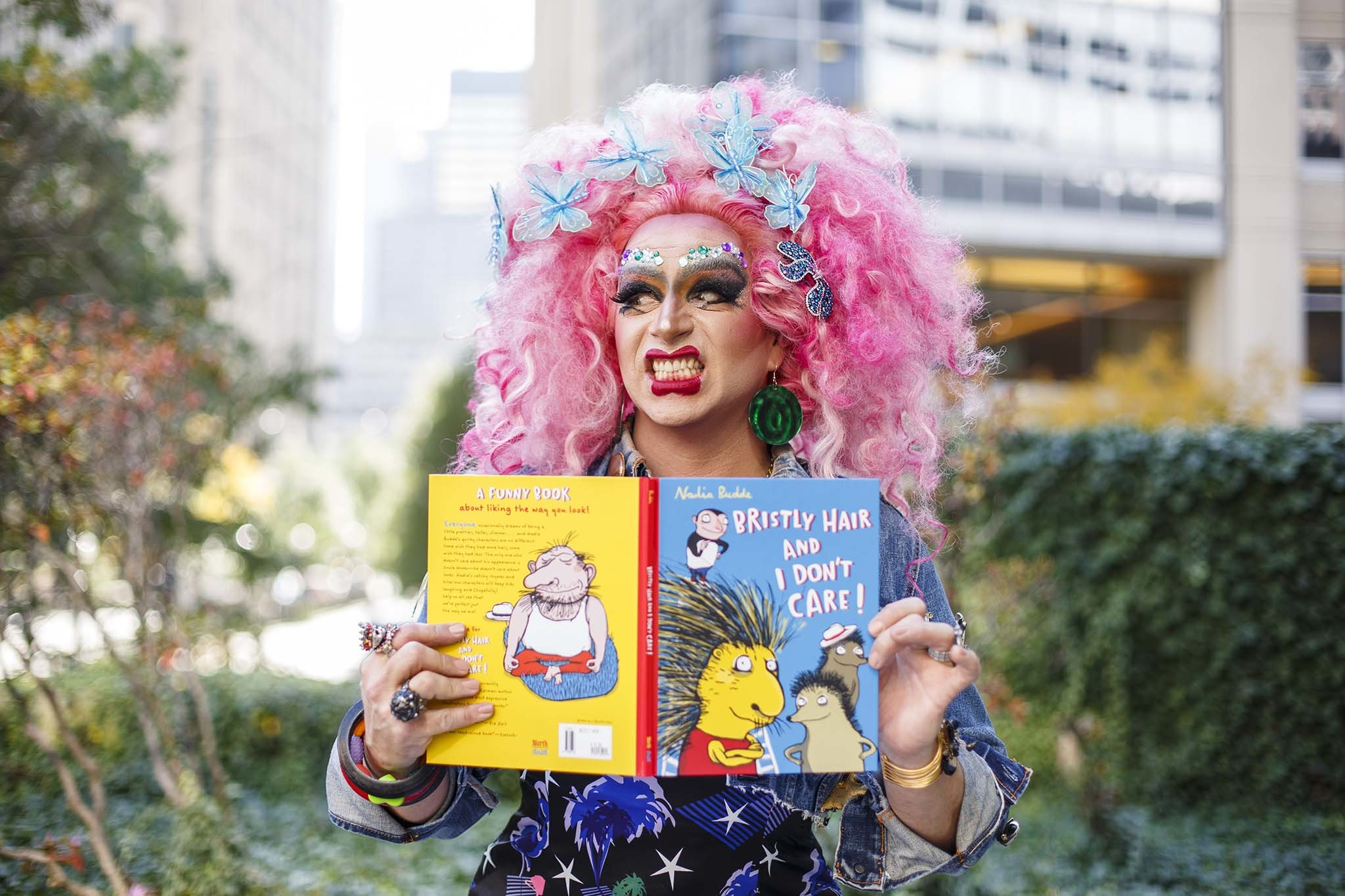Storytime with Drag Queens