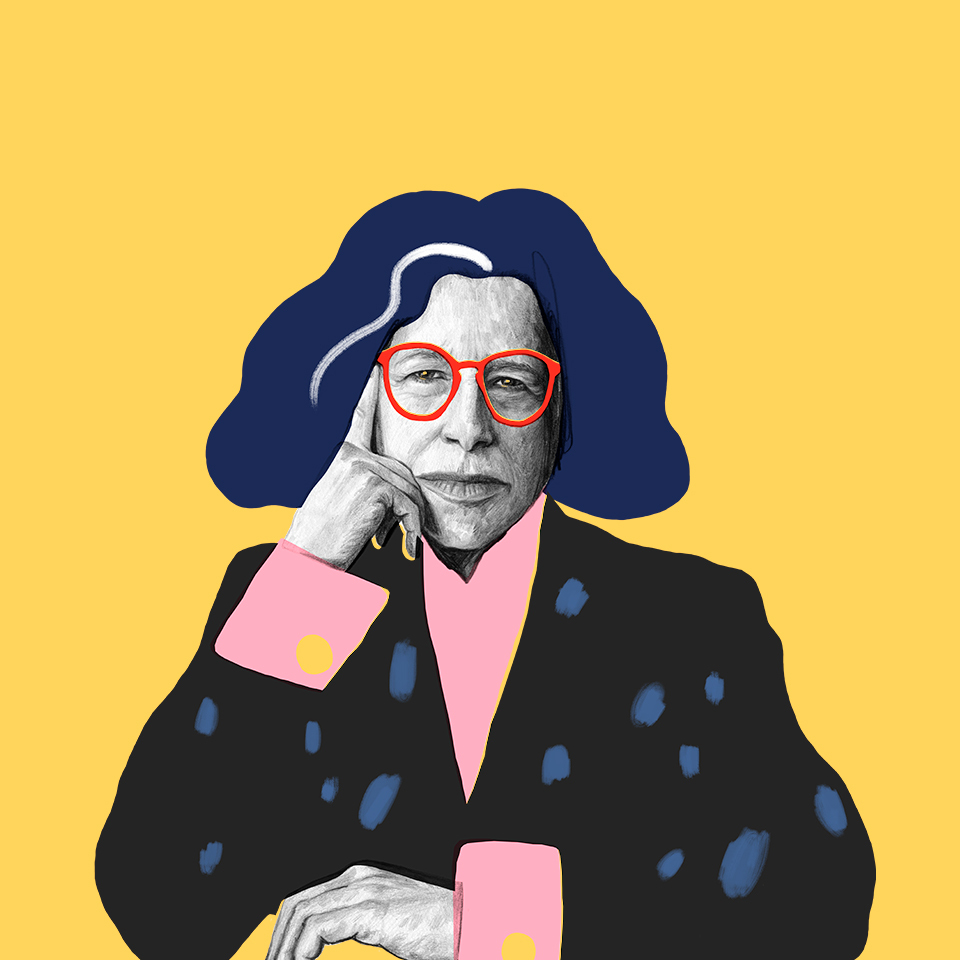 """Fran Lebowitz's 20 New York-iest quotes from """"Pretend It's a City"""""""