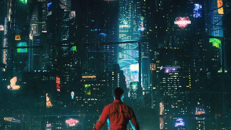 Altered Carbon, la nueva serie de Netflix