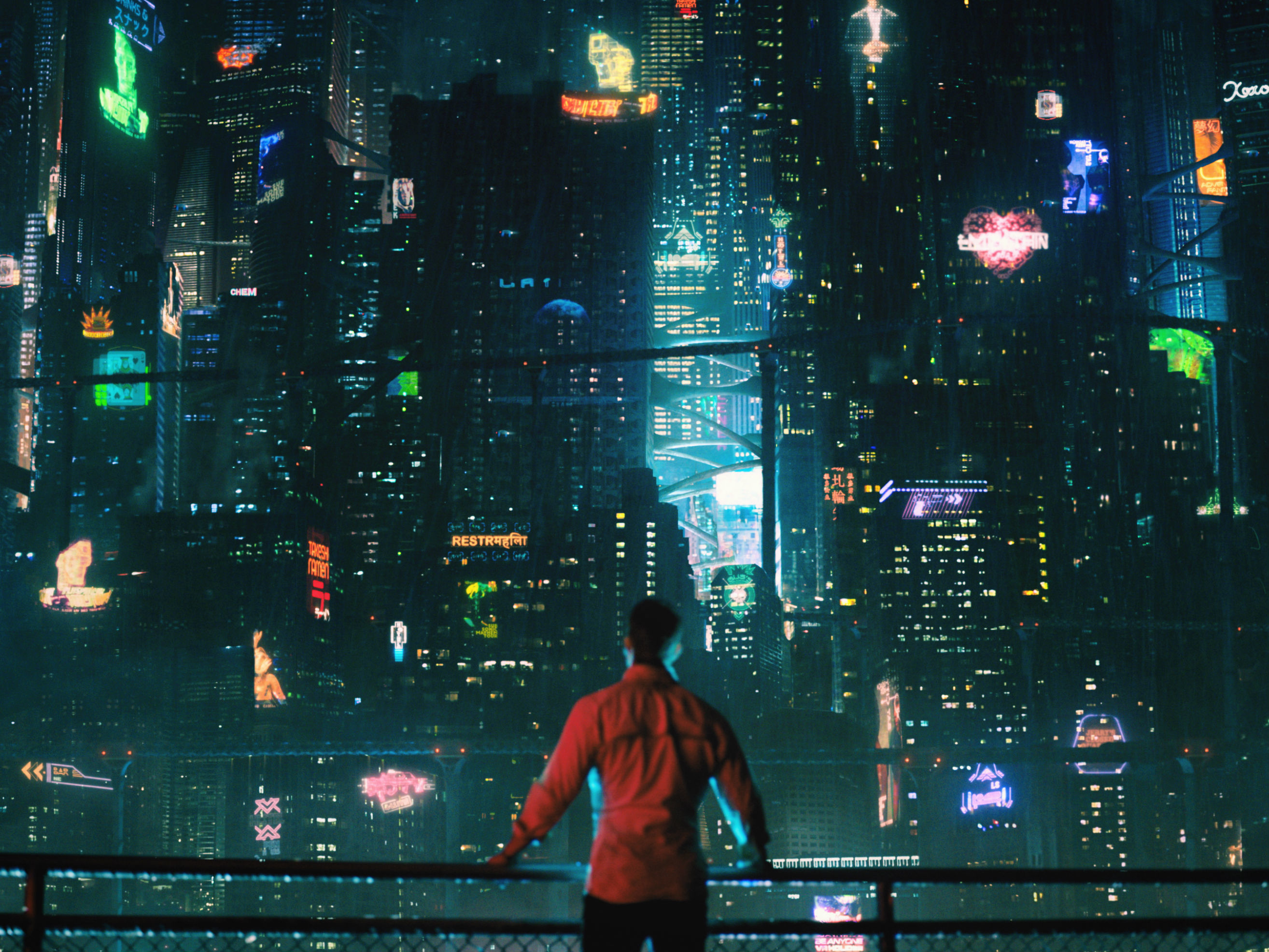 Altered Carbon, la nueva serie de Netflix