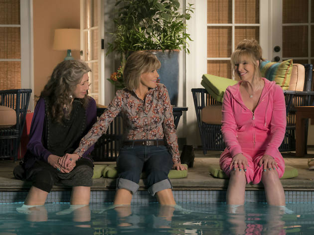 Grace and Frankie (cuarta temporada)