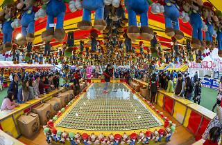 Marina Bay Carnival games