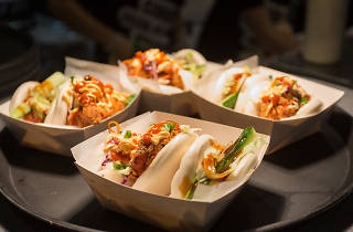 Cloud Thief - Fried Chicken and Peking Duck Bao (Credit Tom Delaney) (1)