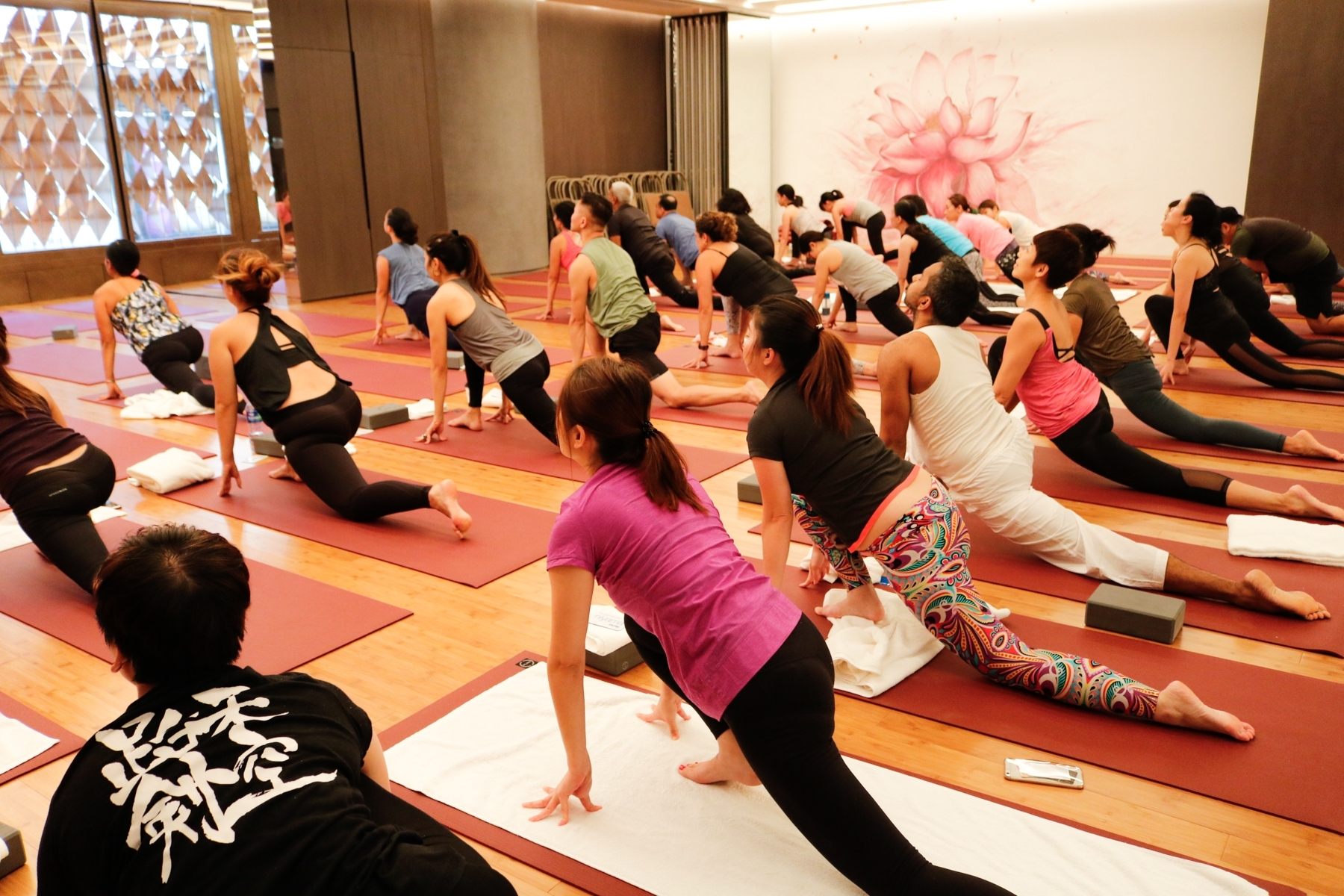Pure Yoga Pacific Place