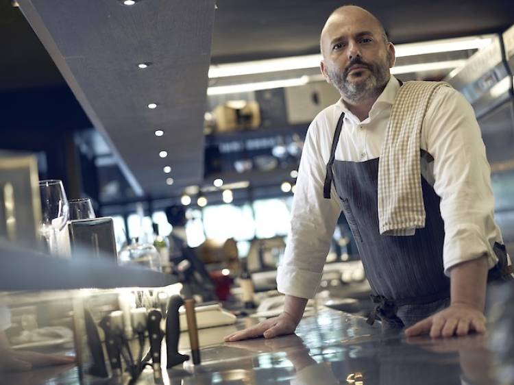 Chef Jean-Philippe Patruno from Dehesa tells us his favourite dish of 2017