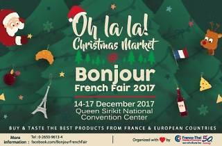 Bonjour French Fair