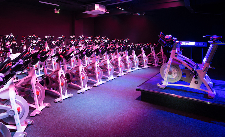 Anthem Sport And Fitness In Raffles Place Singapore