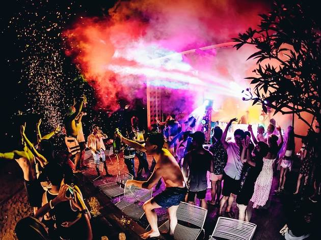 The best nightclubs in Singapore