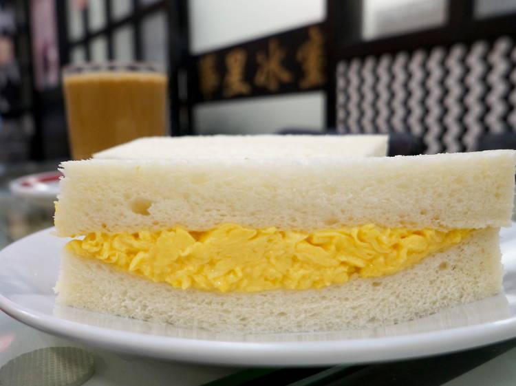 Ultimate egg sandwich showdown