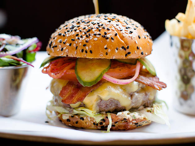 Burger & Lobster West India Quay