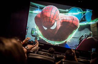 Madame Tussauds' Marvel 4D Experience