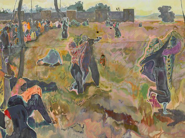 Michael Armitage: The Chapel review