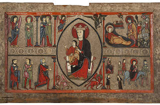 Medieval Christmas at the MNAC