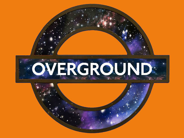 Late-night bars and clubs on the Overground