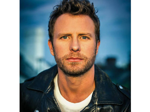 Dierks Bentley at Cosmo