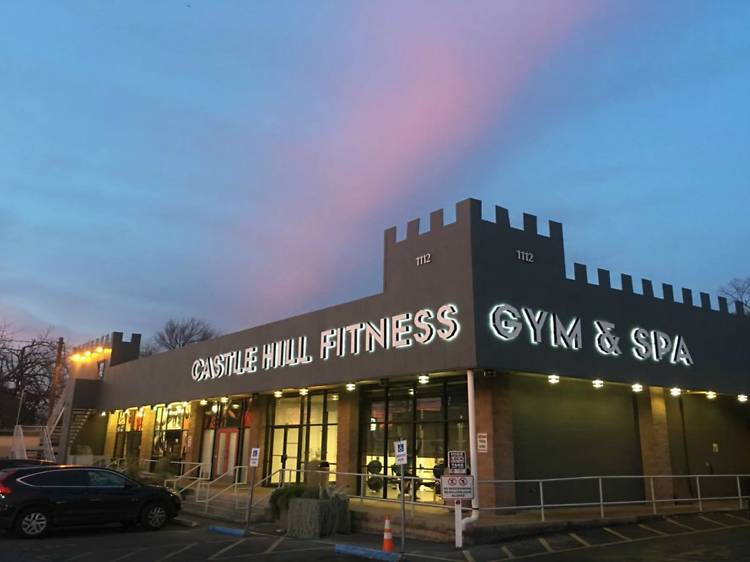 For plenty of options under one roof: Castle Hill Fitness Gym & Spa Hill Fitness