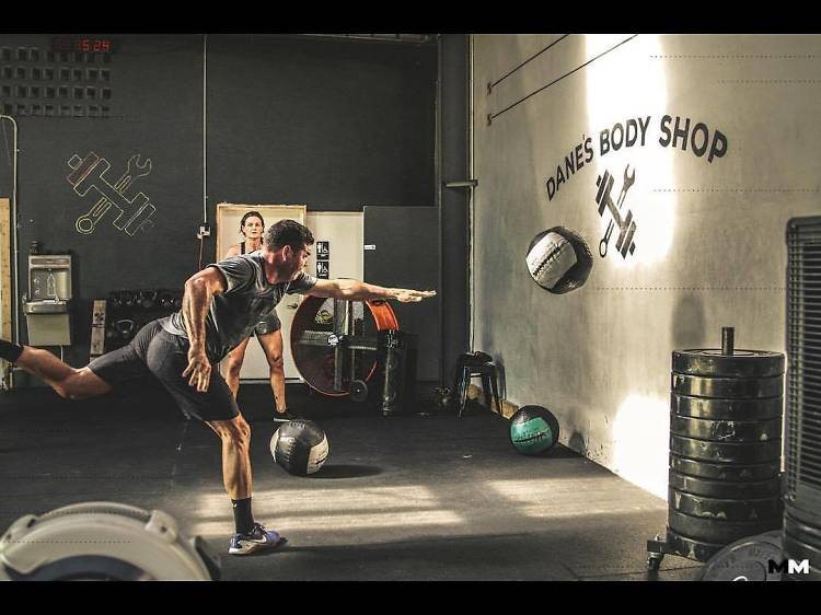"""For a place that redefines """"the gym"""": Dane's Body Shop"""