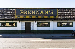 The newly reopened Brennan's, Brennan's Pub