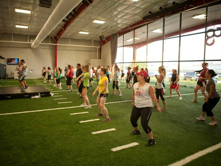 For the group fitness enthusiast: CG Arena