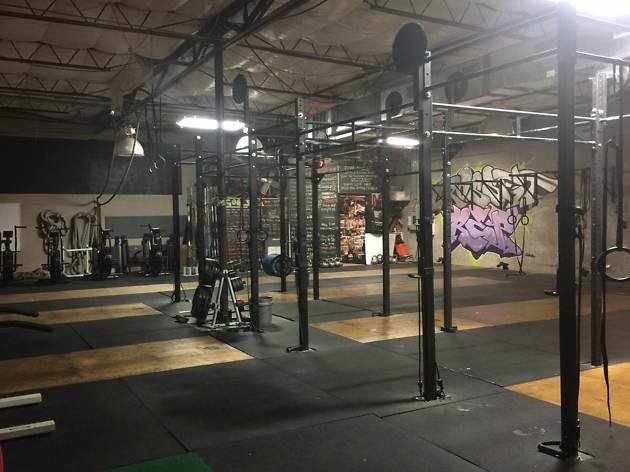 For a strong CrossFit community: CrossFit REP