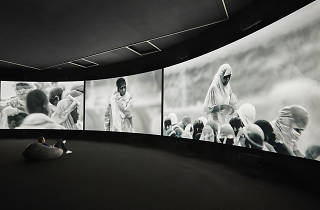 Richard Mosse (2017) (Photograph: Sean Fennessey)