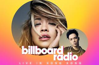 Billboard Radio Live in Hong Kong - Rita Ora