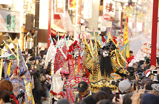 Chinese Spring Festival | Time Out Tokyo
