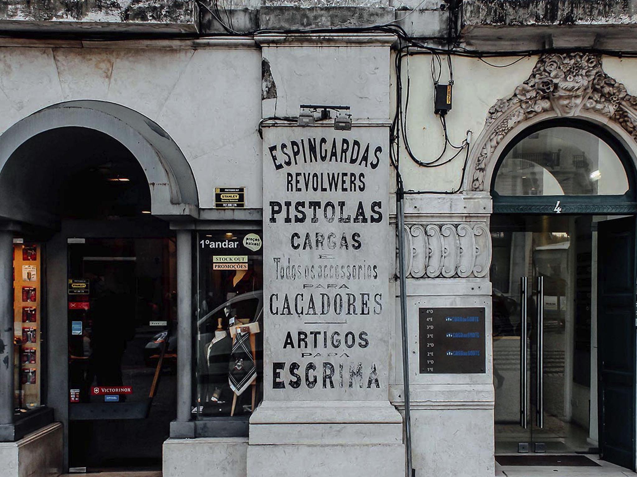 Espingardaria Central A. Montez