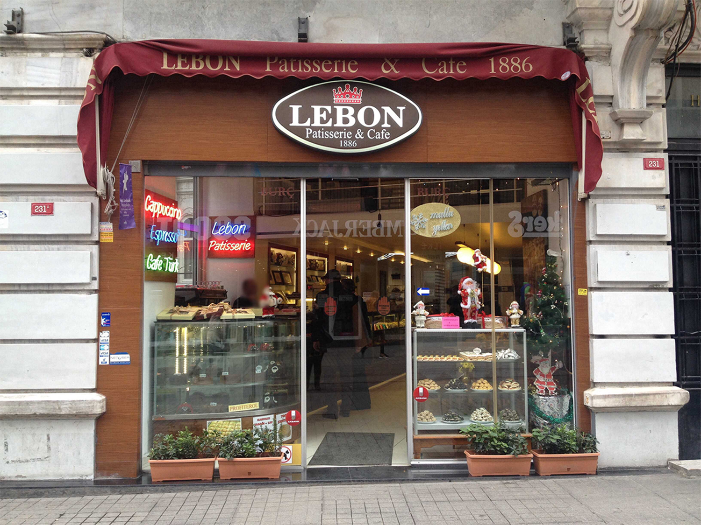 Lebon Patisserie & Cafe