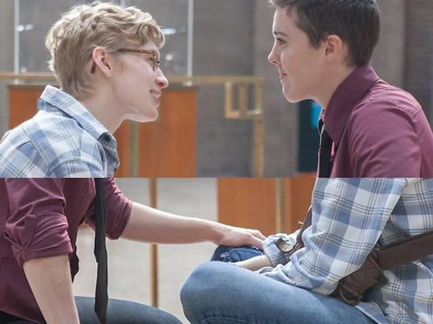 Interact presents Sensitive Guys, a world premiere by MJ Kaufman