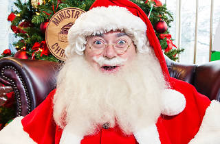 Father Christmas, Ministry of Christmas