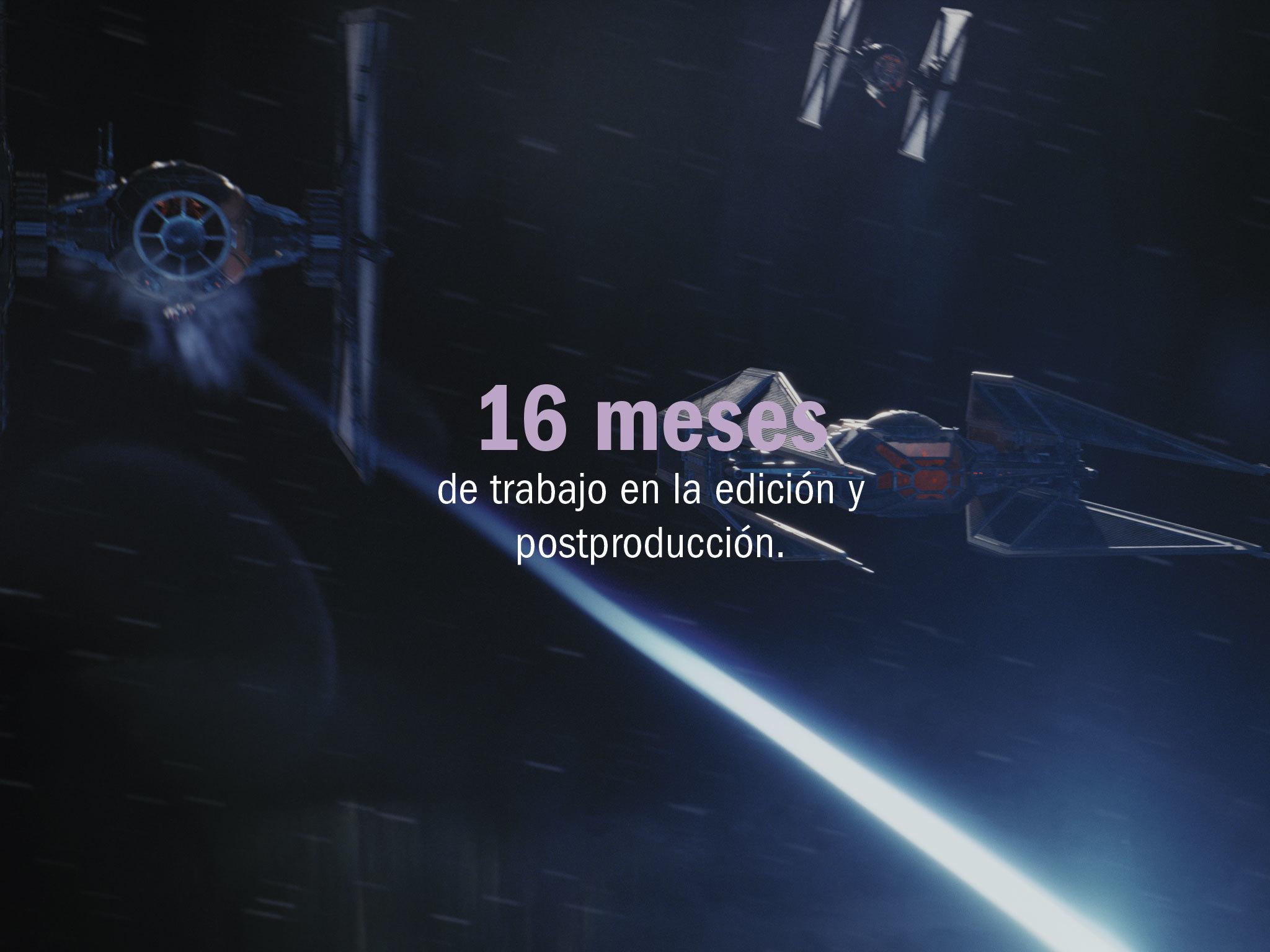 Numeralia de Star Wars Los últimos Jedi